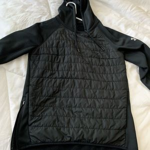 Under Armour Swacket size small, black